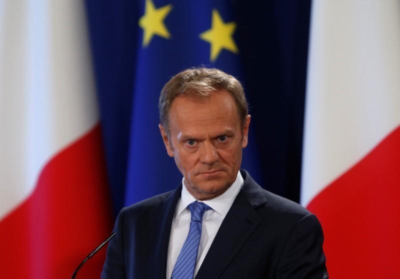 Председатель Европейского Совета Дональд Туск опасается, чтобы кооперация Германии и Франции не стала альтернативой всеобщему сотрудничеству между странами ЕС