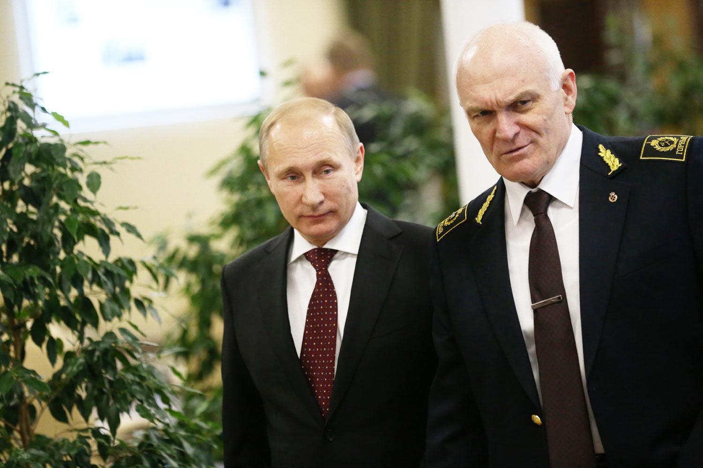 Советник Владимира Путина по науке и образованию Владимир Литвиненко известен как самый богатый ректор в России