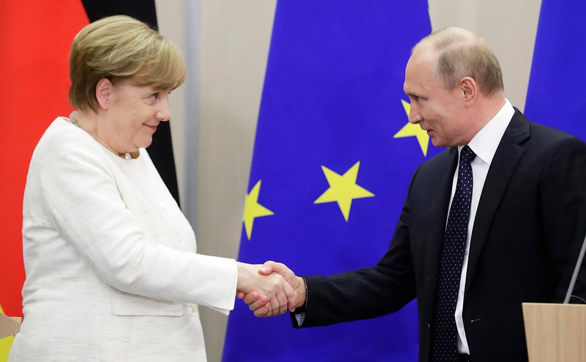 """Если президент Путин решится на военную операцию против Украины, европейские лидеры вынуждены будут заблокировать строительство """"Северного потока 2"""""""