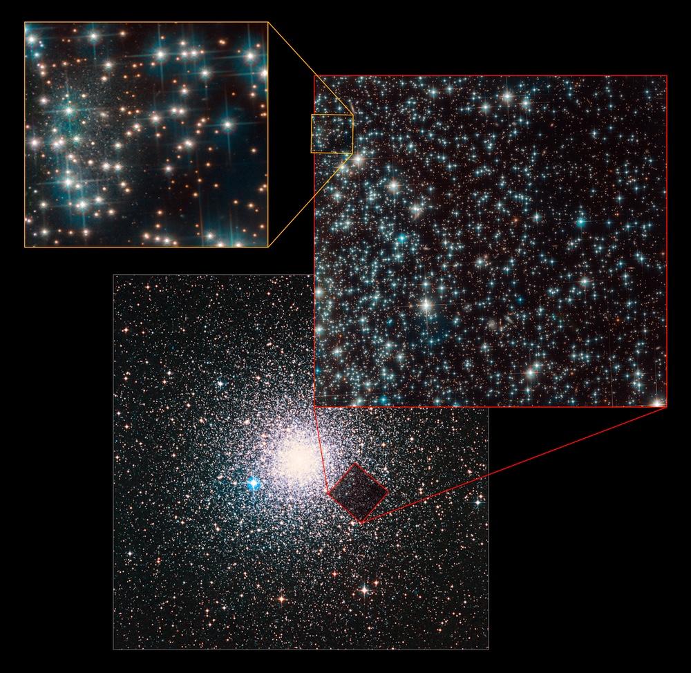 Галактику Bedin 1 обнаружил космический телескоп Hubble / NASA