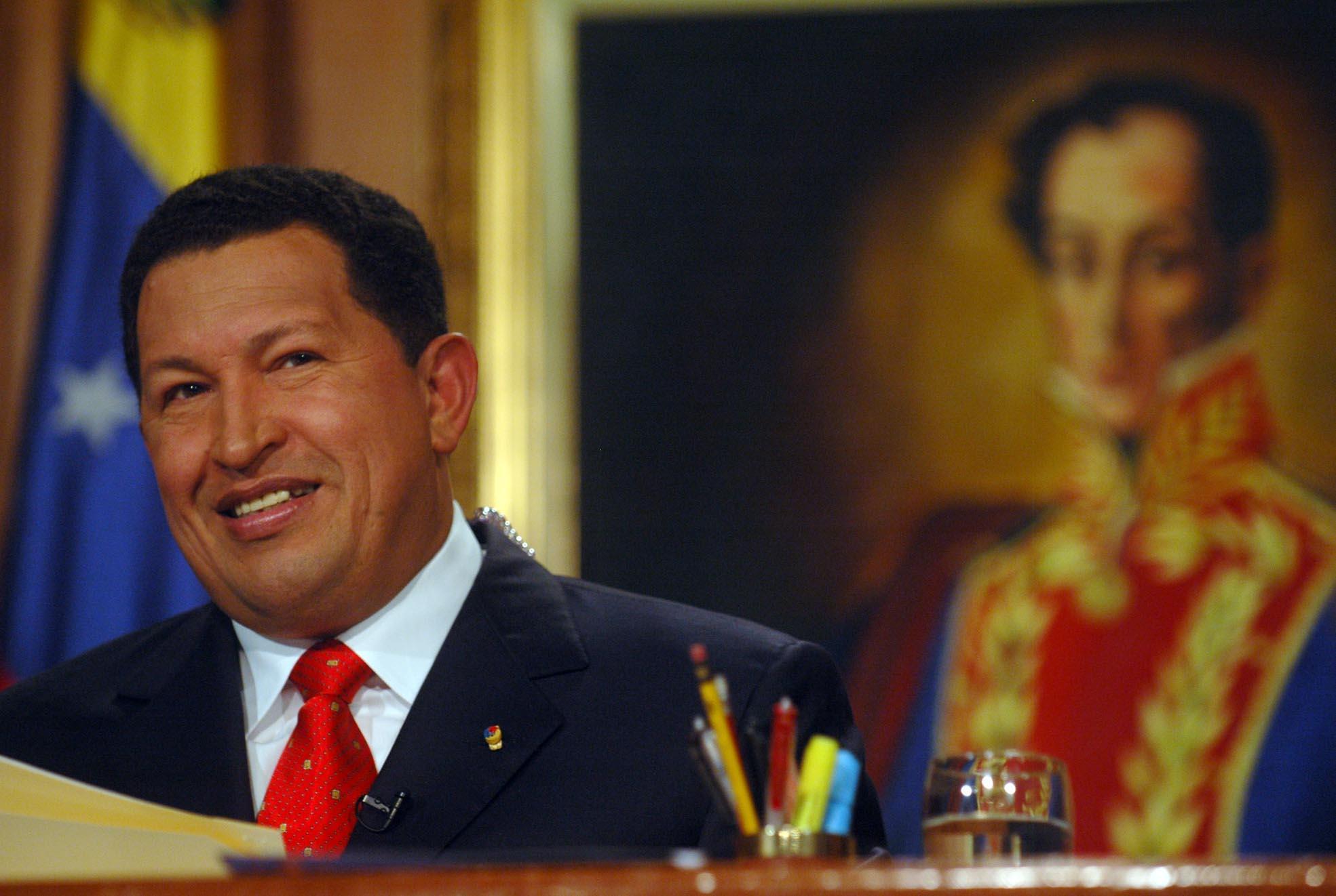 Президент Уго Чавес правил Венесуэлой 14 лет (1998-2013), выстраивая экономическую модель боливарианского социализма