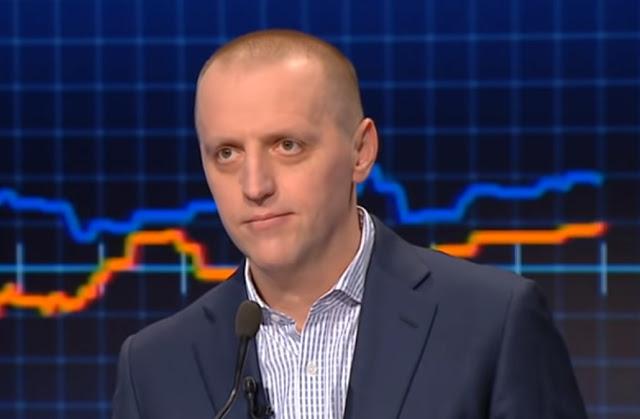 Виктор Трепак - кандидат Гриценко на должность главы СБУ