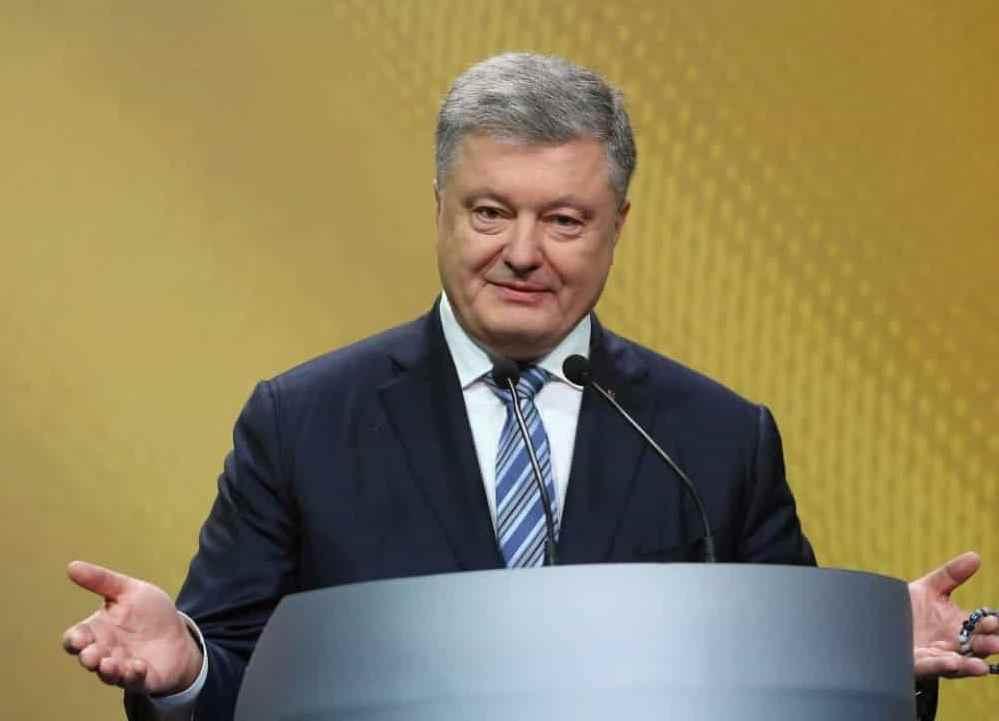 """Петр Порошенко признает необходимость достижения мира с Россией, но мир этот может быть только """"холодным"""""""