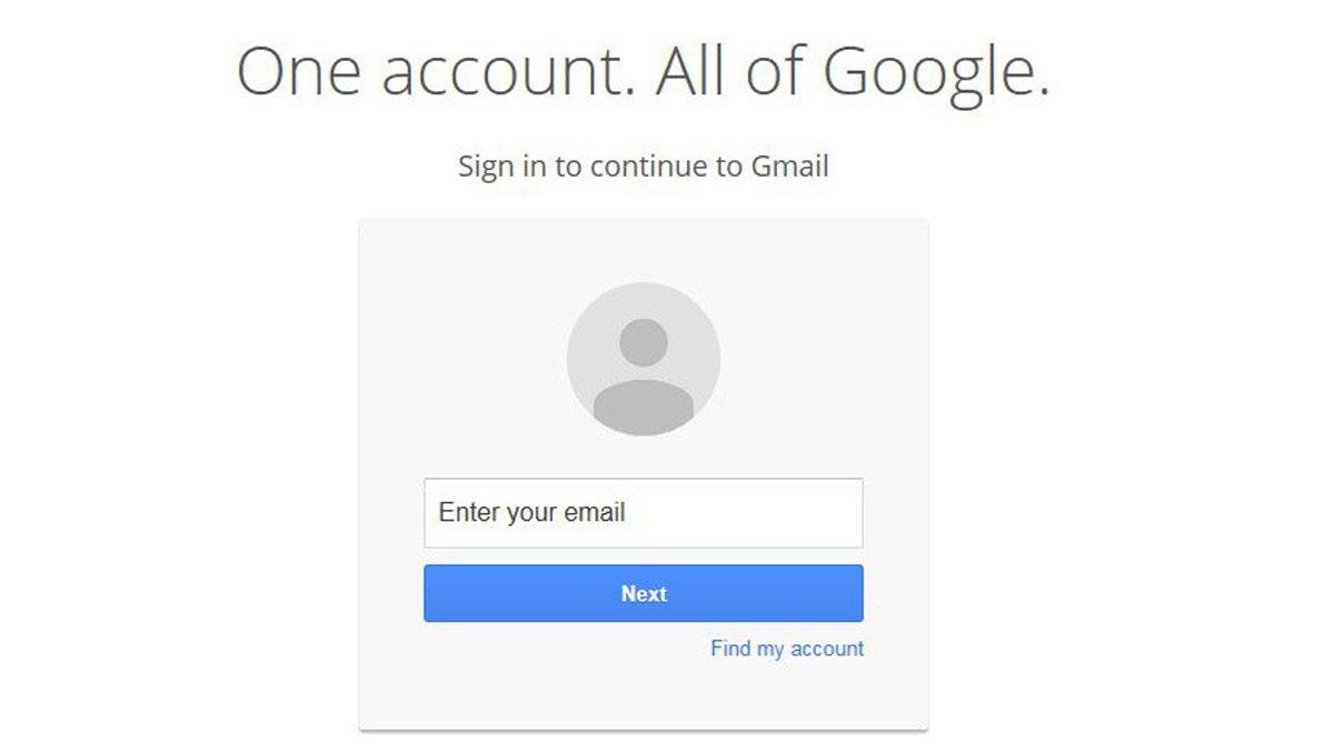 Не используйте пароль от почты на других веб-сайтах