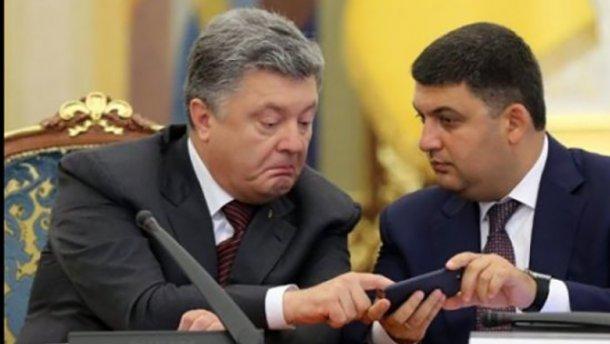 Президент Порошенко активно пользуется соцсетями и вообще «глубоко работает с технологиями»
