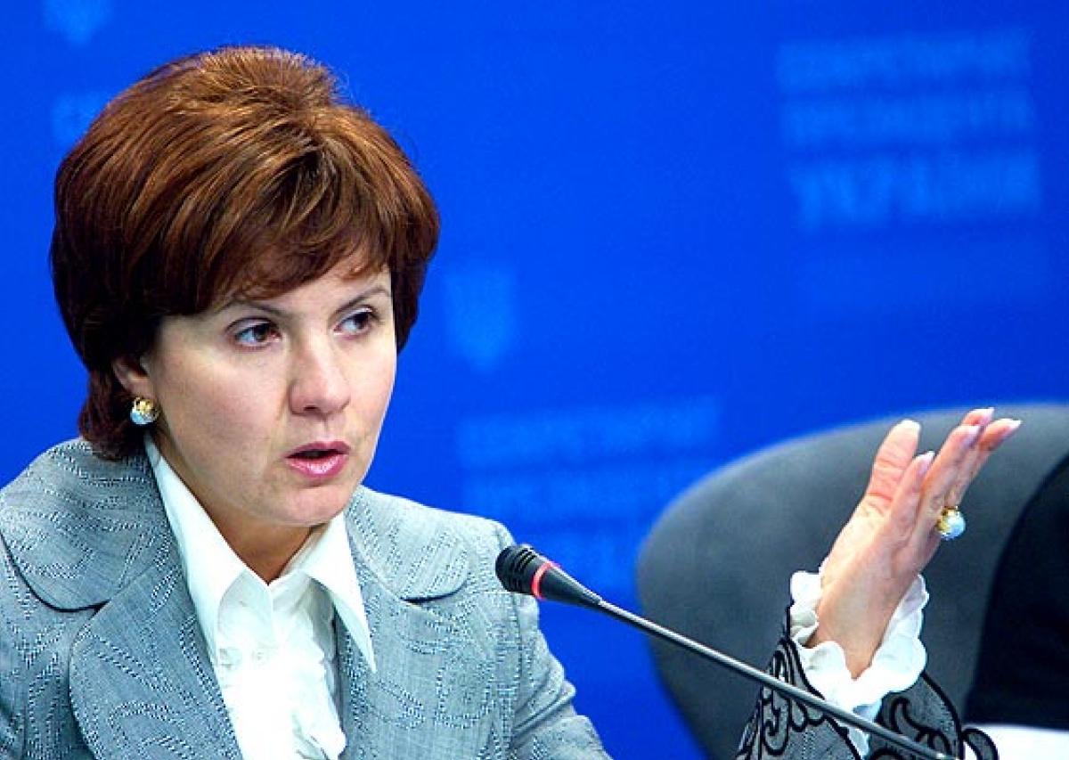 Марина Ставнийчук, член Венецианской комиссии, член ЦИК в 1999-2007 гг