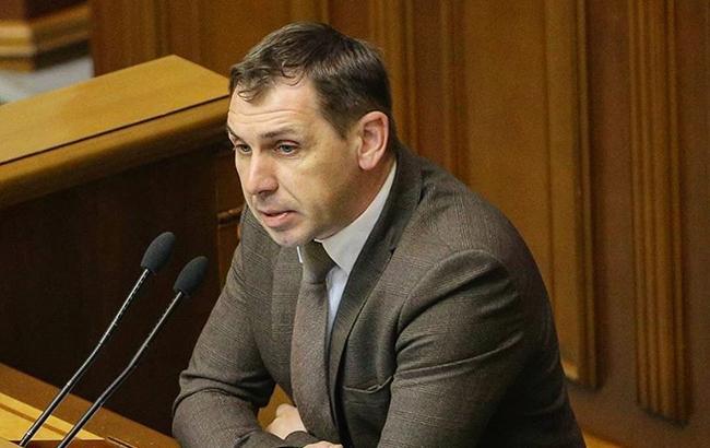 Александр Черненко, народный депутат от БПП, глава КИУ в 2009-2014 гг.