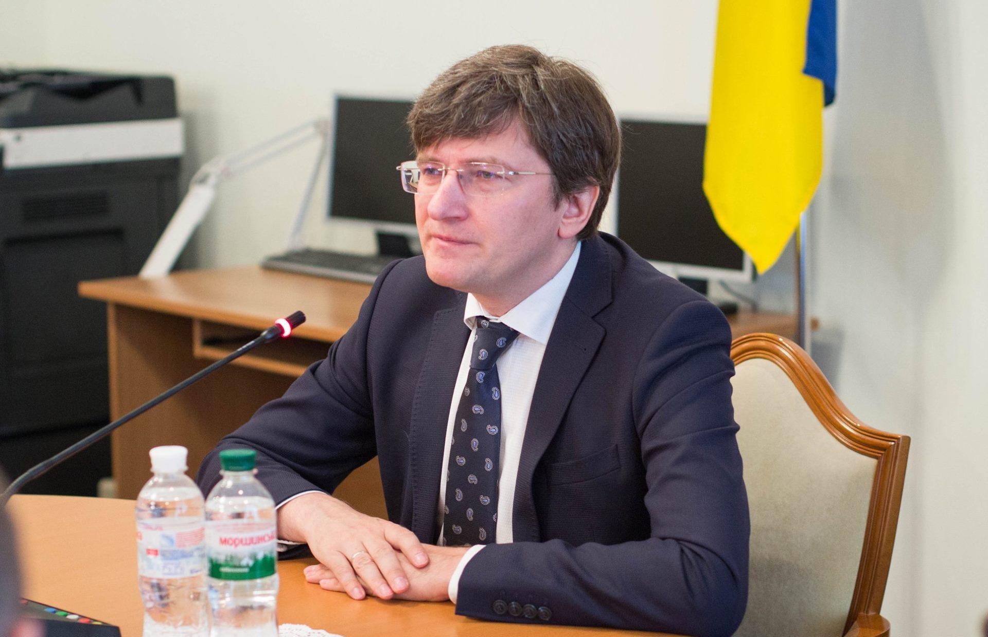 Андрей Магера, член ЦИК в 2004-2014 гг, замглавы ЦИК в 2007-2018 гг