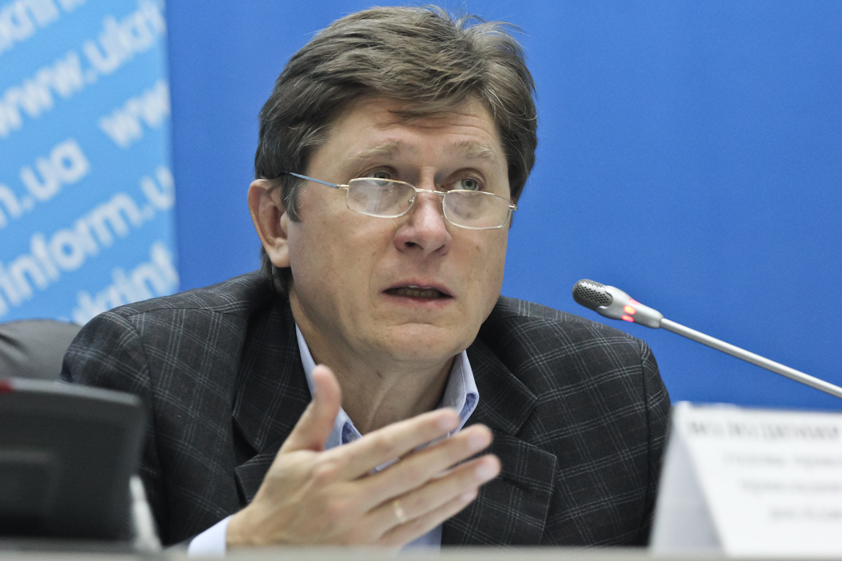 Владимир Фесенко, политолог