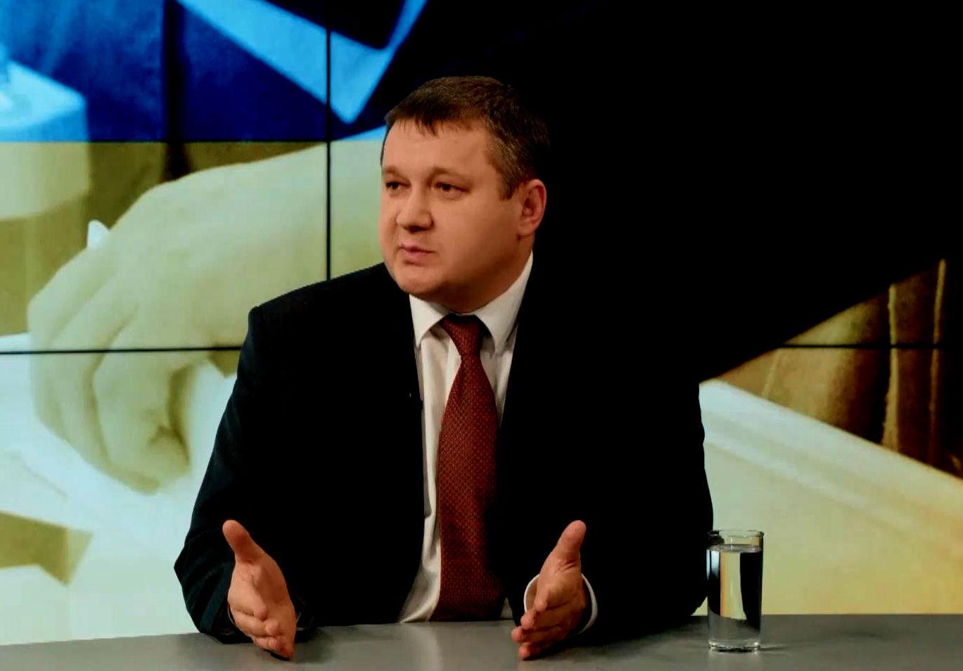 Алексей Кошель, глава Комитета избирателей Украины (КИУ)