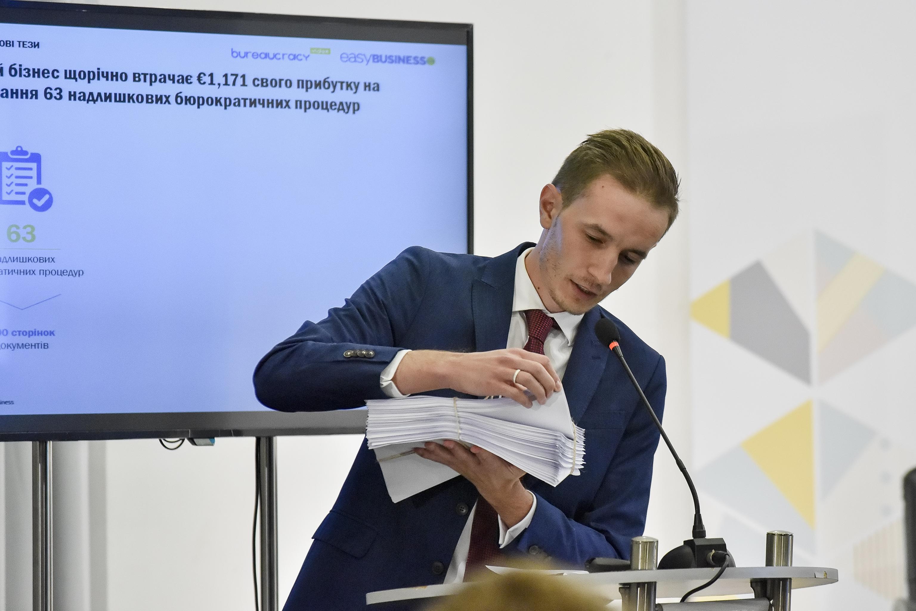 Дерегуляцию бизнеса в рамках экономических реформ власть обещает все 5 лет после Майдана 2014-го