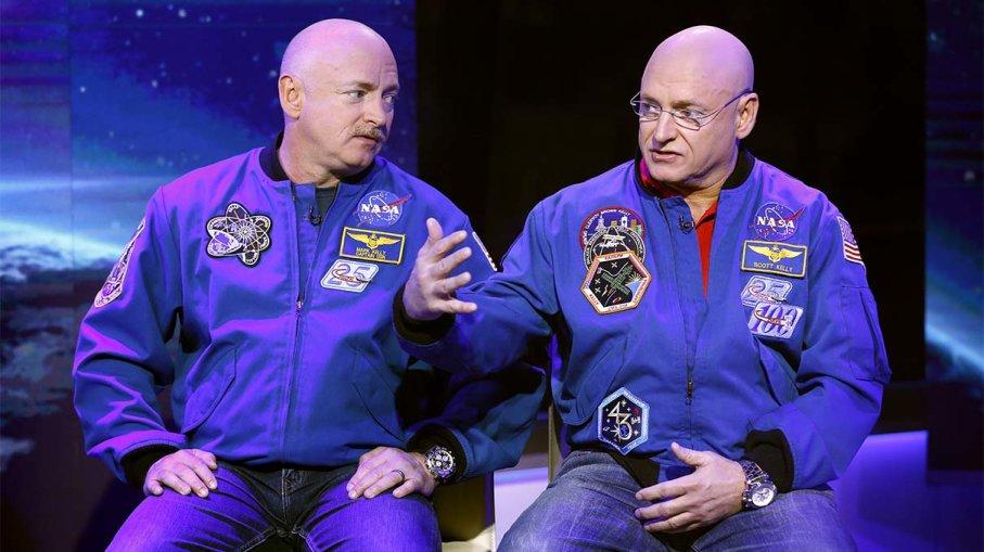 Близнецы-астронавты Марк и Скотт Келли, участники исследования NASA Twin Study