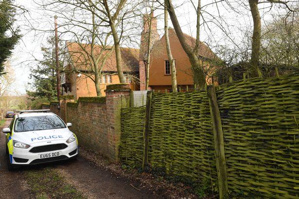 Тело Кита Флинта обнаружили 4 марта в его доме в городе Грэйт-Данмоу (Англия)