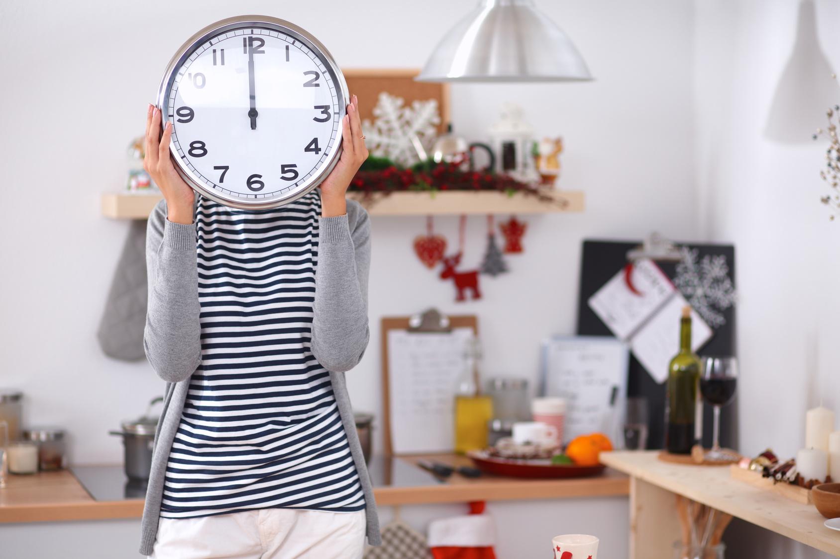 Утром чувствительность к инсулину выше, чем вечером и ночью