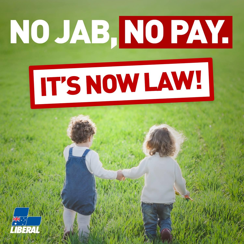 """""""Нет прививки - нет денег"""": в рамках государственной программы семьи в Австралии получают льготы за вакцинацию детей"""