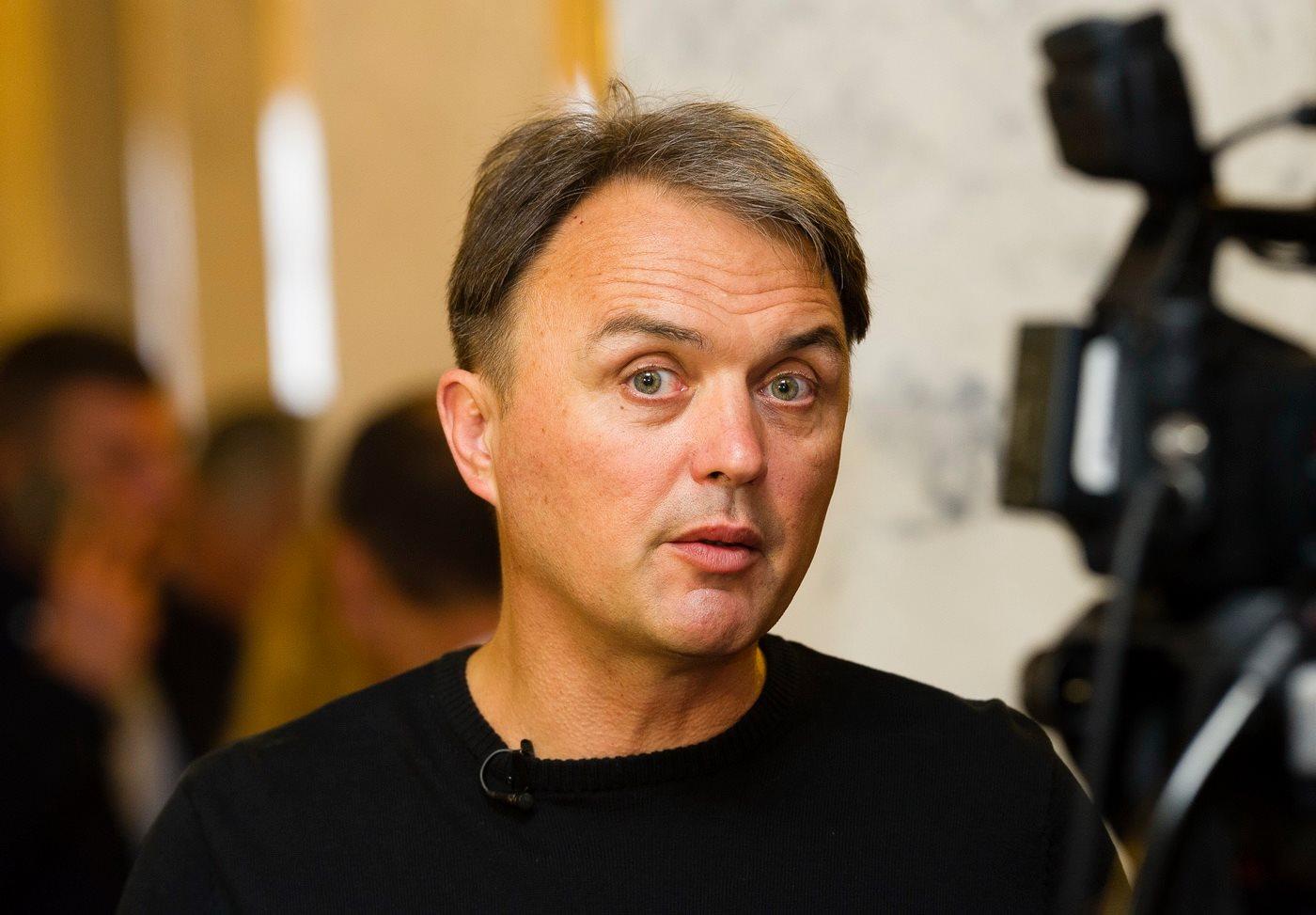 Депутат Игорь Лапин