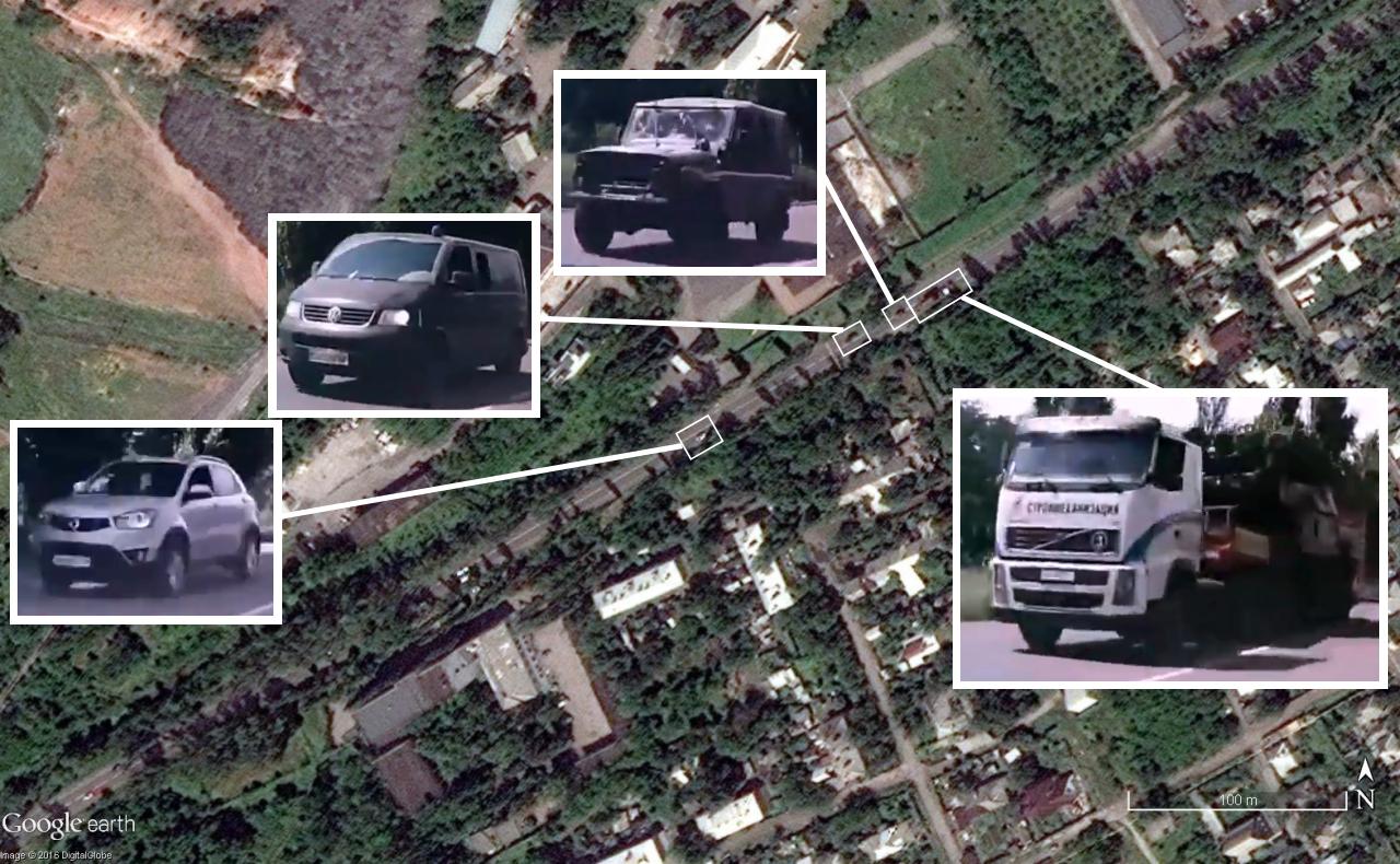 Фрагмент расследования «Bellingcat» катастрофы пассажирского рейса MH17 под Донецком