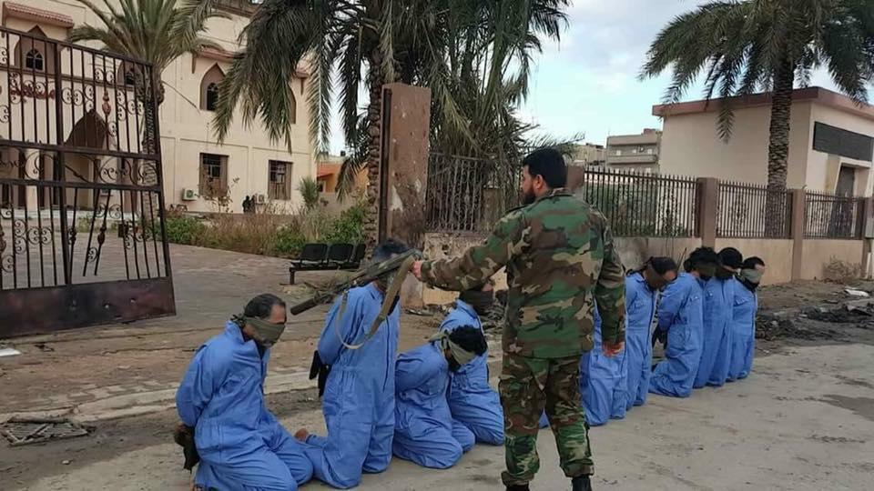 Международный уголовный суд в Гааге выдал ордер на арест военного преступника Махмуда Верфалли, используя данные расследования «Bellingcat» (кадр из фильма)
