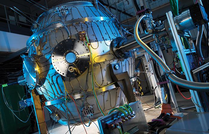 Экспериментальная установка управляемого термоядерного синтеза Tokmak Energy