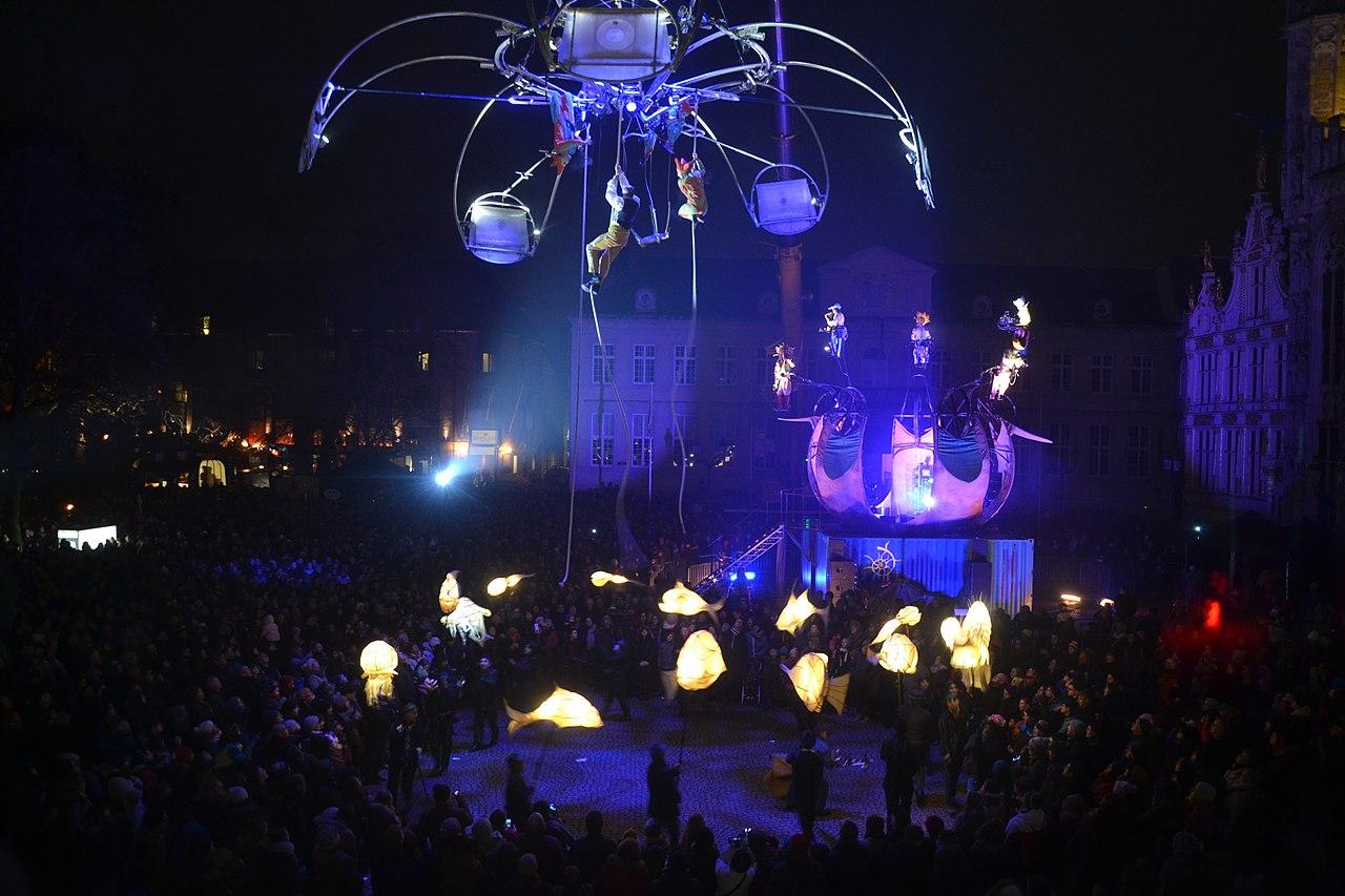 Выступление Trance Express в Брюгге, 2018 год / Wikimedia Commons