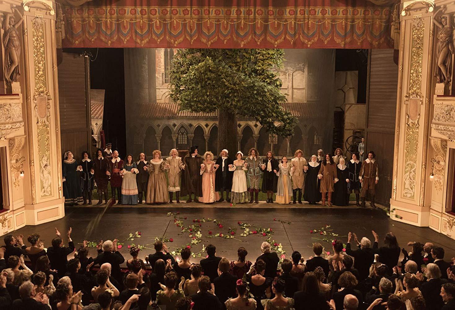 """На премьере пьесы """"Сирано де Бержерак"""" в 1897 году зрители вызывали актеров на сцену 40 раз"""