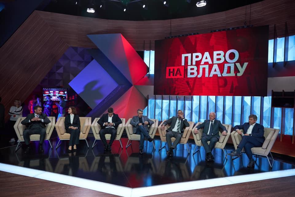 Законопроект, ограничивающий полномочия президента, «Самопомощь» намерена обсудить с командой Владимира Зеленского