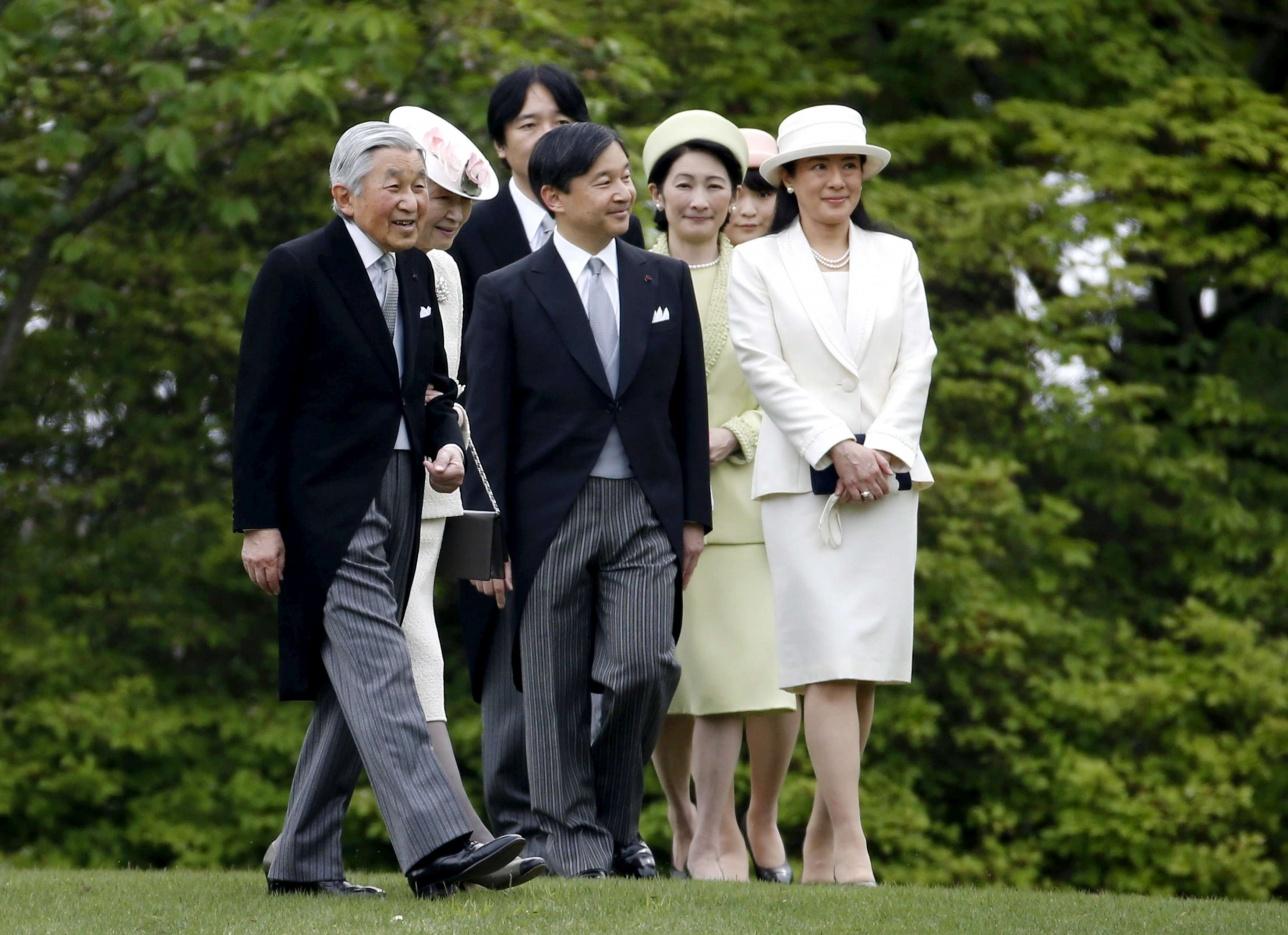 Монаршая семья Японии