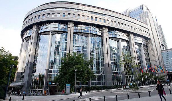 Главное здание Европарламента
