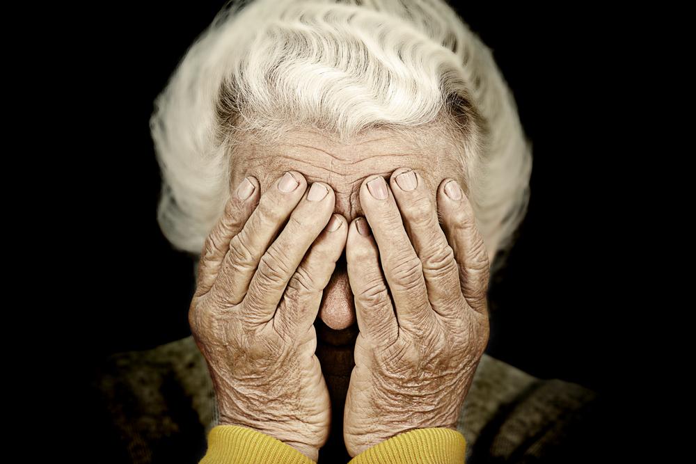 В отличие от гнева, грусть у пожилых людей не связана с воспалением или хроническими заболеваниями