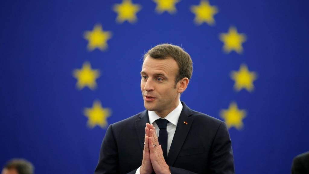 Президент Франции Эммануэль Макрон: «Выборы в Европарламент определят судьбу европейской интеграции»