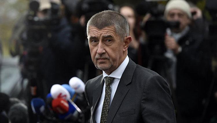 Глава чешского правительства Андрей Бабиш