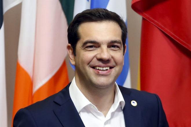 186-й премьер-министр Греции Алексис Ципрас