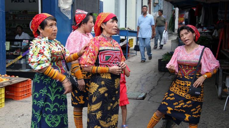 Индейцы Куна выпивают больше 5 чашек какао в день, живут дольше жителей материковой Панамы и реже страдают от инсультов, инфарктов, диабета и рака