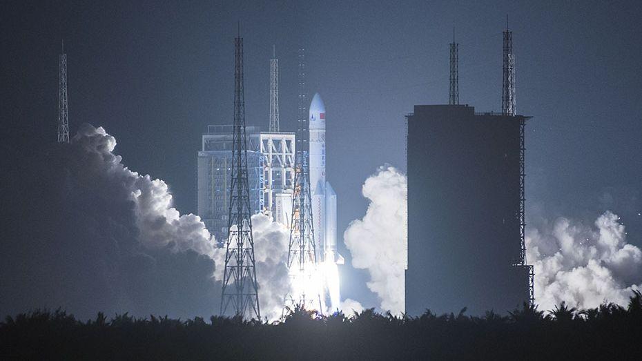 Китай все еще сталкивается с проблемами в области ракетостроения